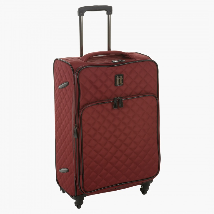 It Quilted Trolley Bag - 24 inches
