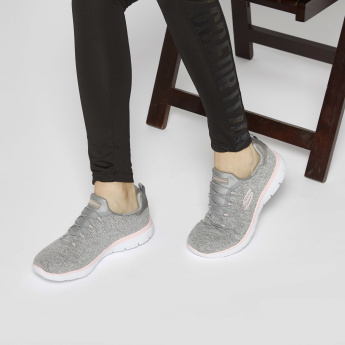 Skechers Women's Sneakers with Elasticised Laces