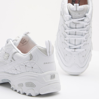 Skechers Sneakers with Lace-Up Closure