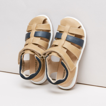 Fisherman Sandals with Hook and Loop Closure