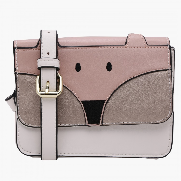 Missy Crossbody Bag with Adjustable Straps