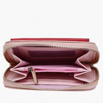 Elle Wallet with Zip Closure