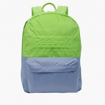 Reebok Backpack with Zip Closure
