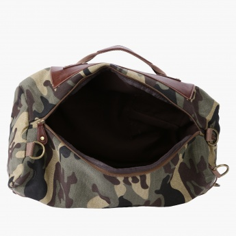 Lee Cooper Camouflage Duffel Bag