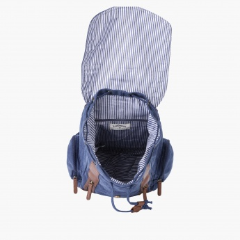 Lee Cooper Backpack with Buckle Closure