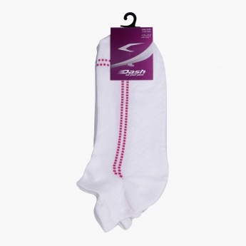 Dash Ankle Length Socks - Set of 3