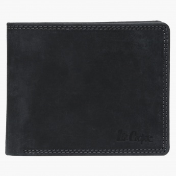 Lee Cooper Bi-Fold Wallet with Stitch Detail