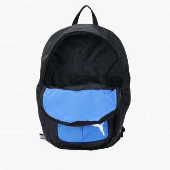 Puma Backpack with Zip Closure