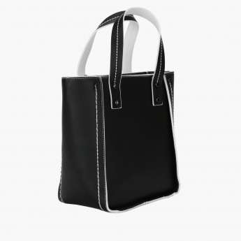 Elle Tote Bag with Zip Closure