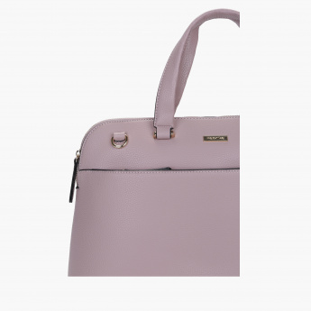 Paprika Handbag with Laptop Space