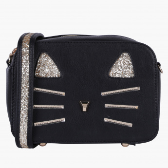 Missy Embroidered Crossbody Bag