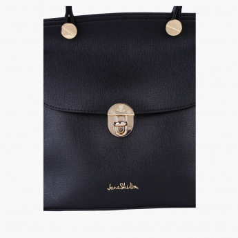 Jane Shilton Embellished Bag with Flap
