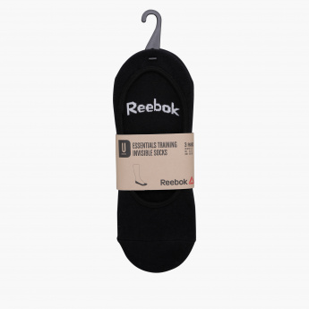 Reebok No Show Socks - Set of 3