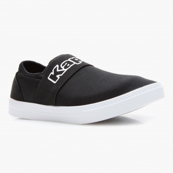 Kappa Slip-On Canvas Shoes