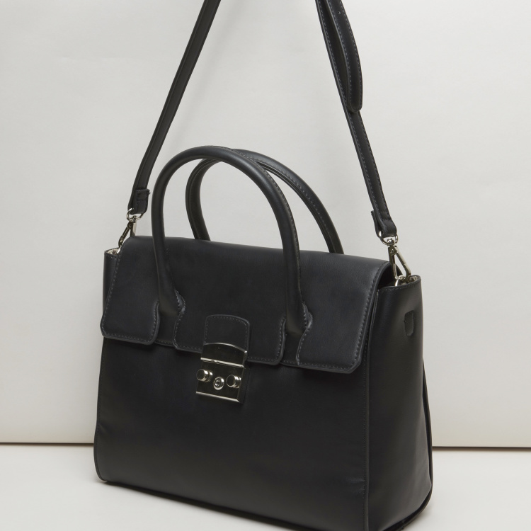Elle Handbag with Twin Handles