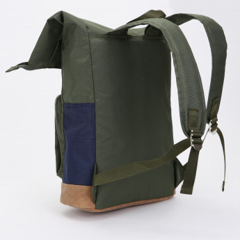 #tag18. Backpack with Flap