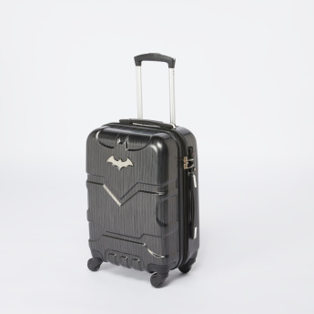 Batman Textured Hard Case Trolley Bag with Combination Lock