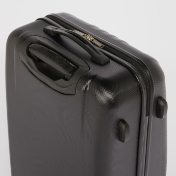 Duchini Hard Case 360 Spinner Trolley Bag with Retractable Handle