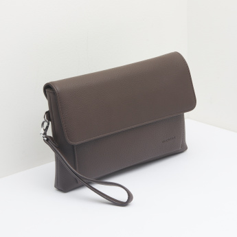 Duchini Textured Clutch
