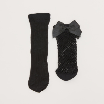 Elle Assorted Socks and Tights