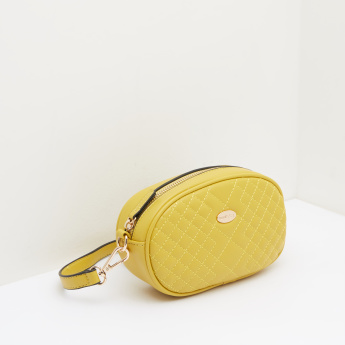 Missy Quilted Belt Bag