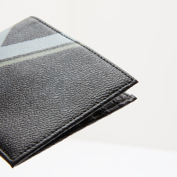 ELLE Printed and Textured Wallet