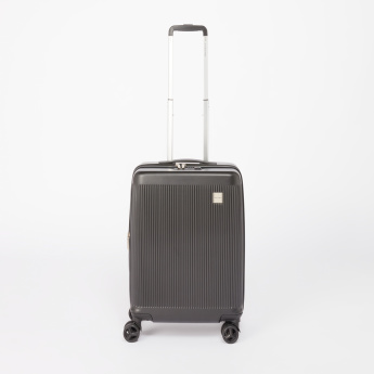 Duchini Textured Hard Case 360 Spinner Trolley Bag