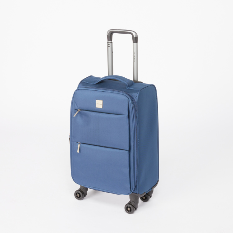 Duchini 360 Spinner Soft Case Trolley Bag