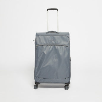 Duchini Soft Case Luggage Bag with 360 Spinner