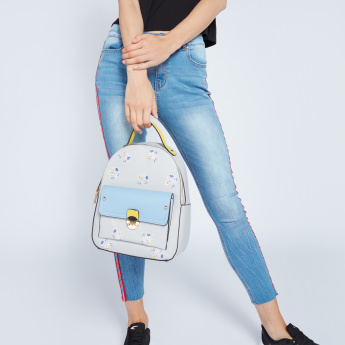 Missy Embroidered Backpack
