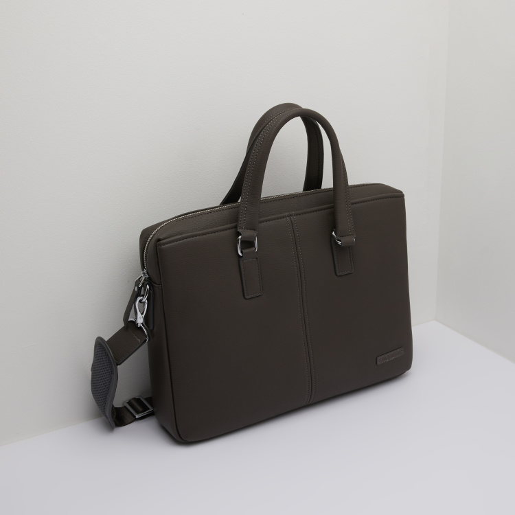 Duchini Portfolio Bag with Shoulder Strap