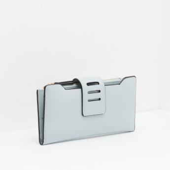 Missy Rectangular Wallet with Front Flap