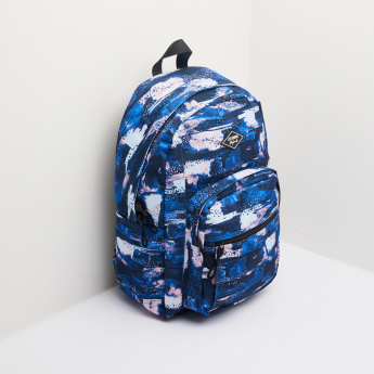 Lee Cooper Printed Backpack