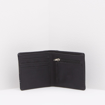 Lee Cooper Checked Bifold Wallet