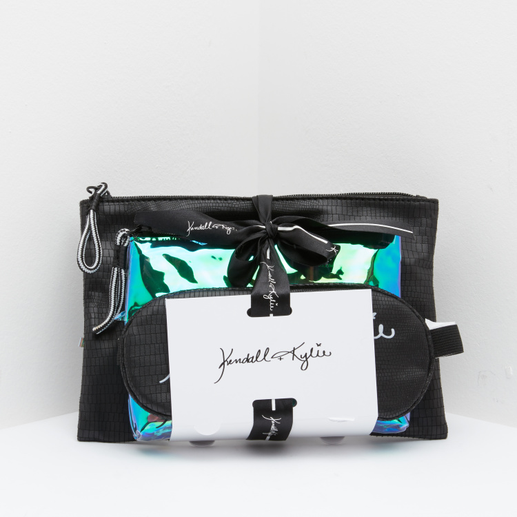 KENDALL & KYLIE Travel Kit for Personal Use