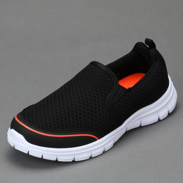 Dash Boys' Slip On Shoes
