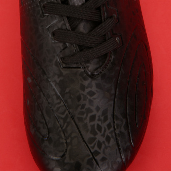 Kappa Textured Shoes with Lace-Up Closure