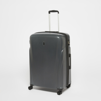 Duchini Hard Case Travel Bag with Spinner Wheels