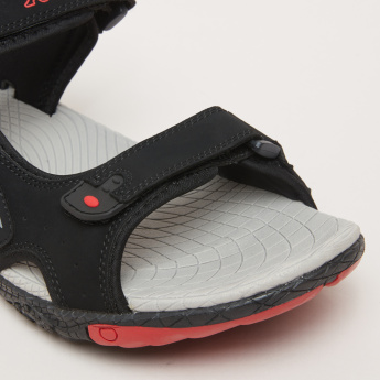 Kappa Floaters with Textured Footbed