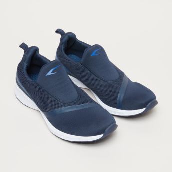 Men's Textured Slip On Walking Shoes