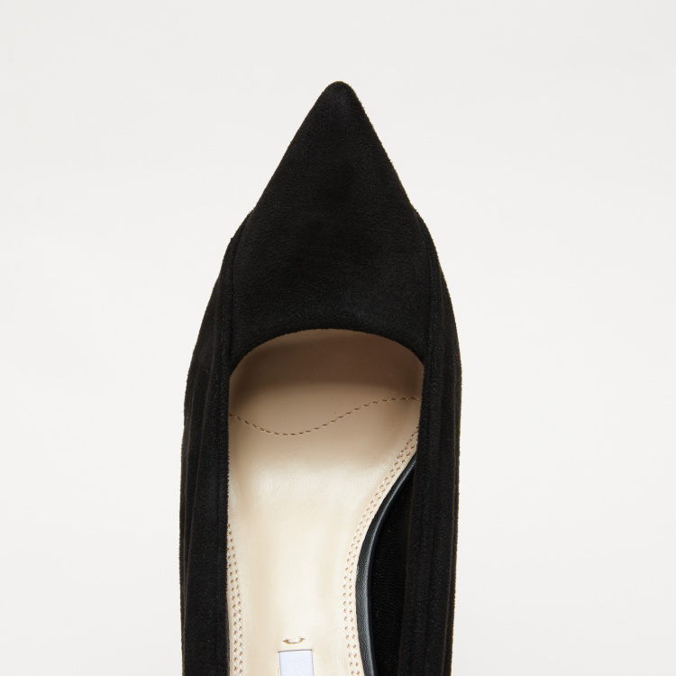 Elle Slip-On Pumps with Stiletto Heels