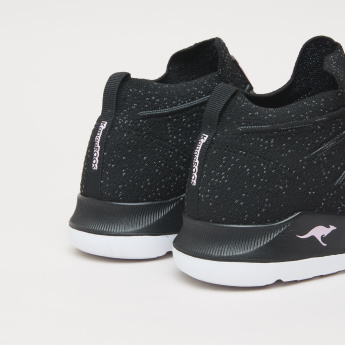 KangaROOS Textured Walking Shoes