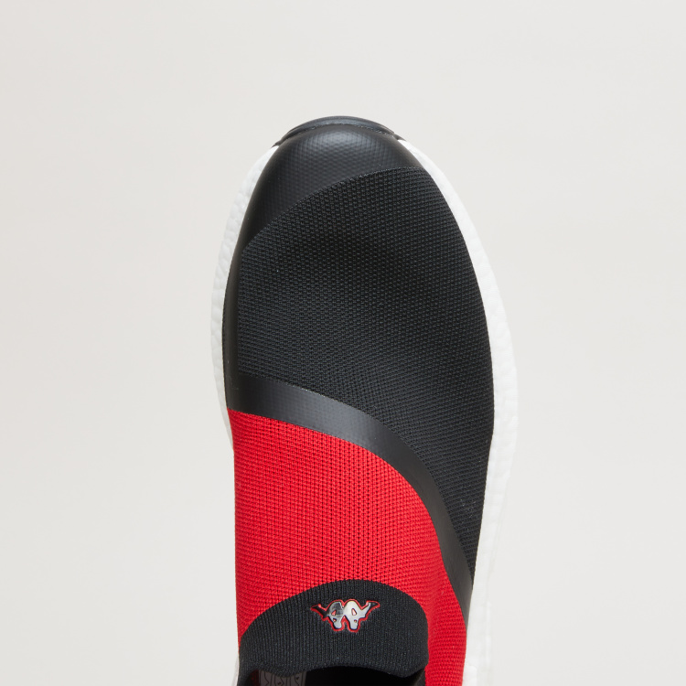 Kappa Men's Textured Slip On Shoes