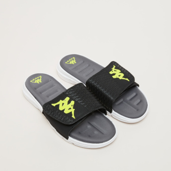 Kappa Logo Detail Sandals