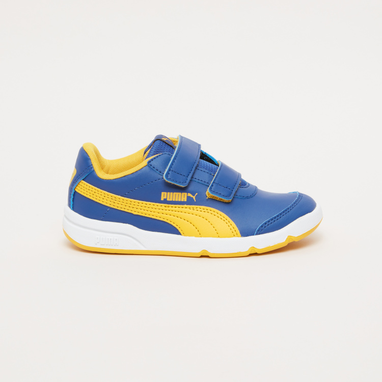 PUMA Sneakers with Hook and Loop Closure