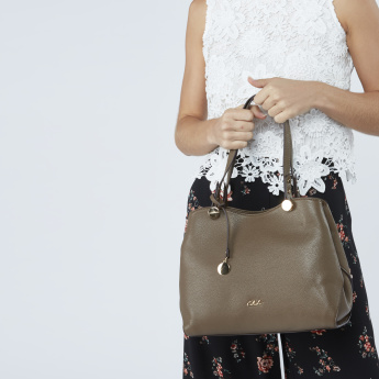 Celeste Tote Bag with Zip Closure