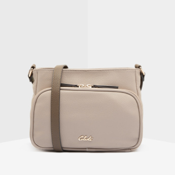 Celeste Crossbody Bag with Zip Closure