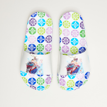 Frozen Printed Slides
