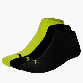 Puma Ankle Length Socks - Set of 3