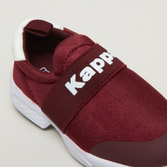 Kappa Boys' Textured Running Shoes